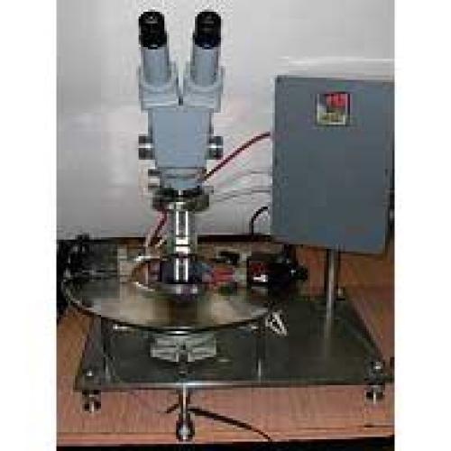 Aparat monitorizare microstructuri cu temperatura