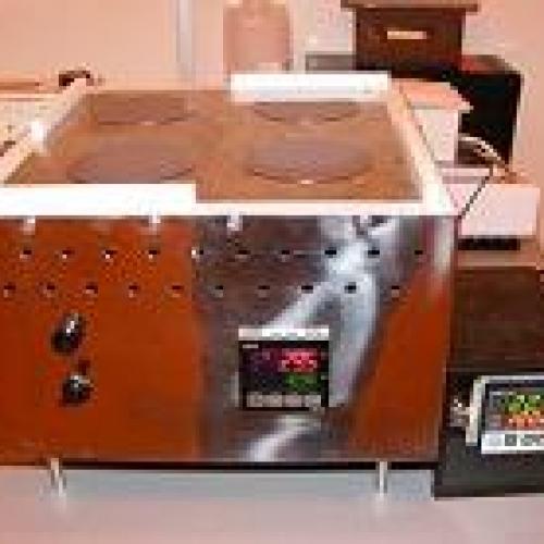 Plita termostata cu viteza de  incalzire si racire programabila