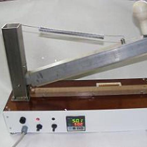 Masina de lipit pungi cu marcare data